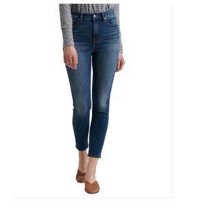 LUCKY BRAND Bridgette Ankle Hem Skinny Jeans EUC